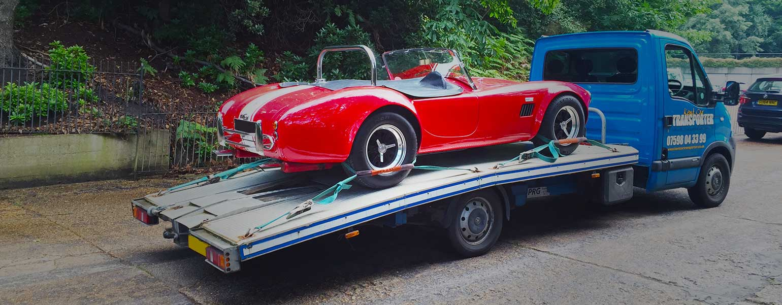 Kent Car Transporter Car Collection And Delivery